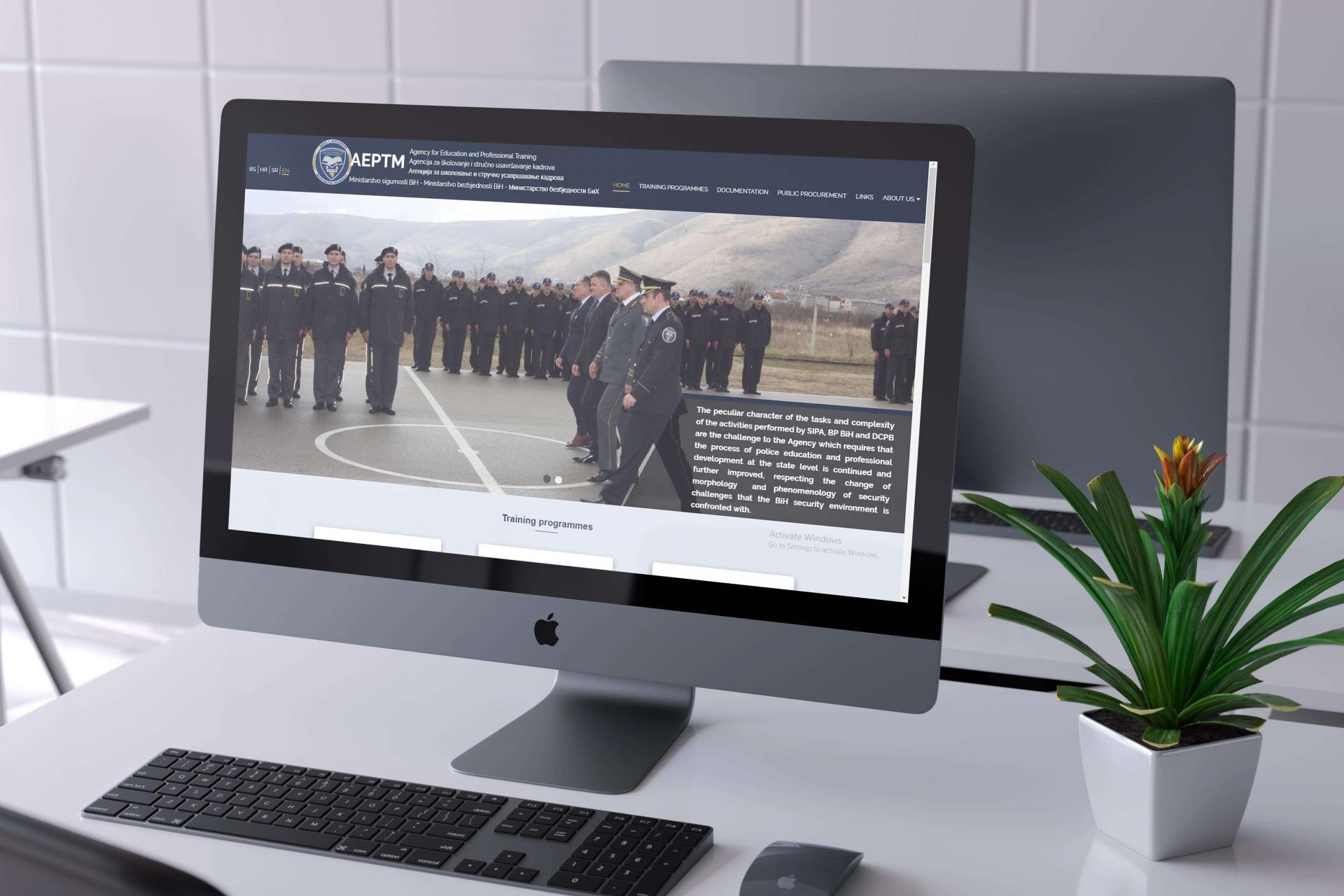 AEPTM official website