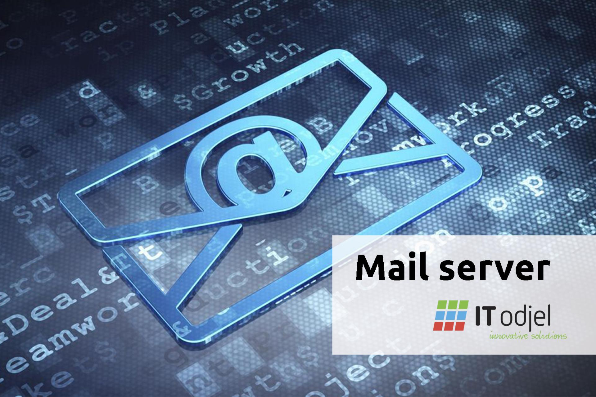 mail server swotted